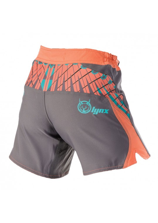 Lynx Fight Shorts - Ladies