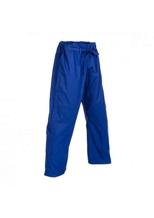6 oz. Ripstop BJJ Traditional Pants-BLUE