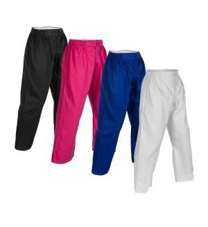 8 oz. Twill BJJ Hybrid Waist Pants