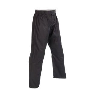 6 oz. Ripstop BJJ Hybrid Waist Pants-BLACK