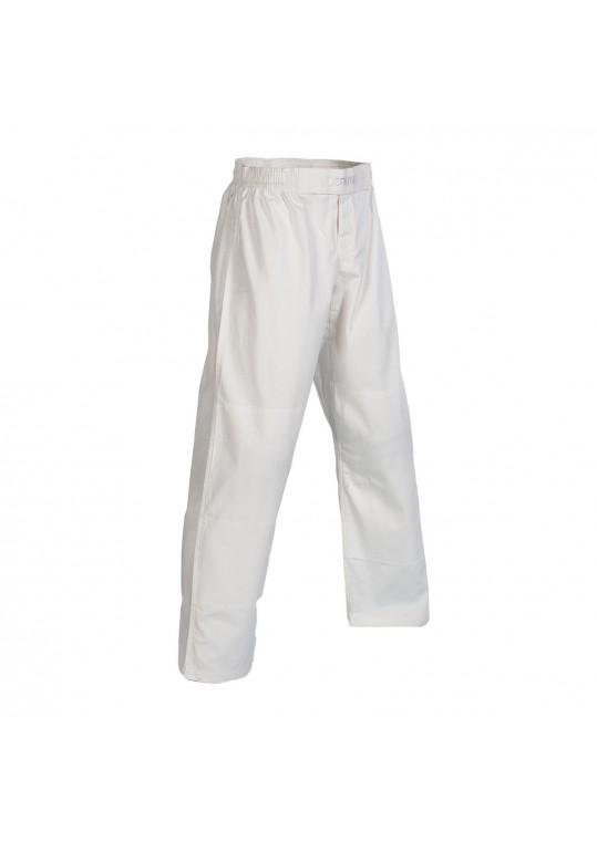 6 oz. Ripstop BJJ Hybrid Waist Pants-WHITE