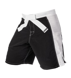 Belt Rank Shorts (Blk/Wht)