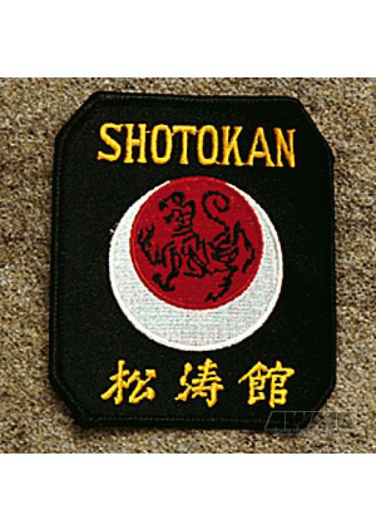 Shotokan Tiger/Moon Patch