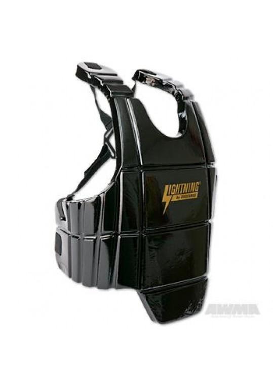 ProForce® Lightning Sports Body Guard - Black