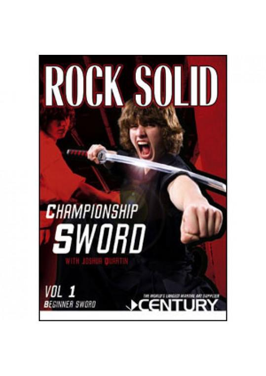 Joshua Quartin Championship Sword