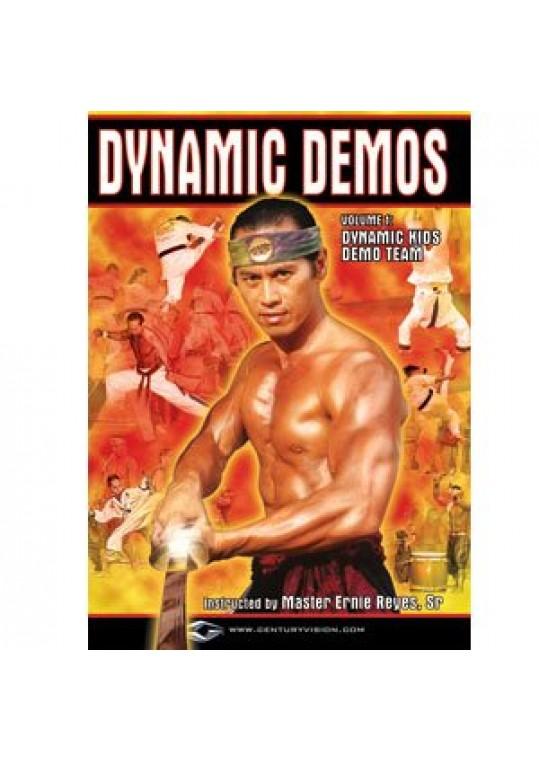 Ernie Reyes Sr. Dynamic Demos Series