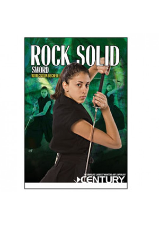 Rock Solid Sword with Caitlin Dechelle
