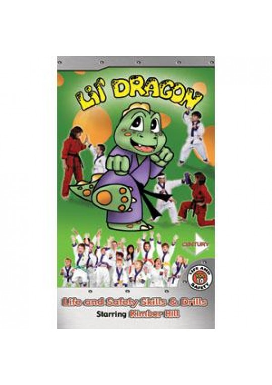 Kimber HIll's Lil Dragon Instructor Series Titles