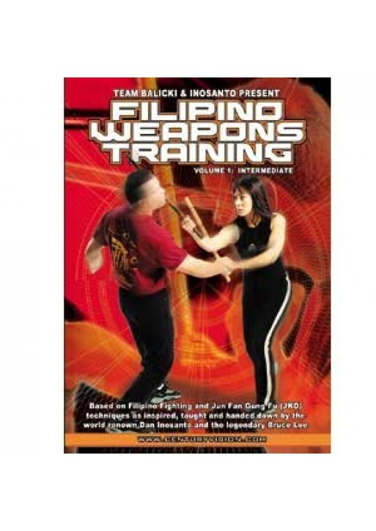 Filipino Weapons Training