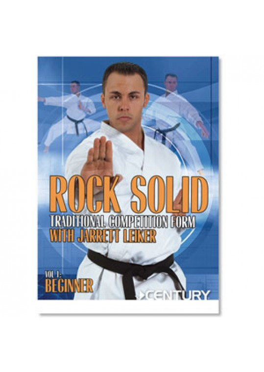 Rock Solid Traditional Competition Form with Jarrett Leiker