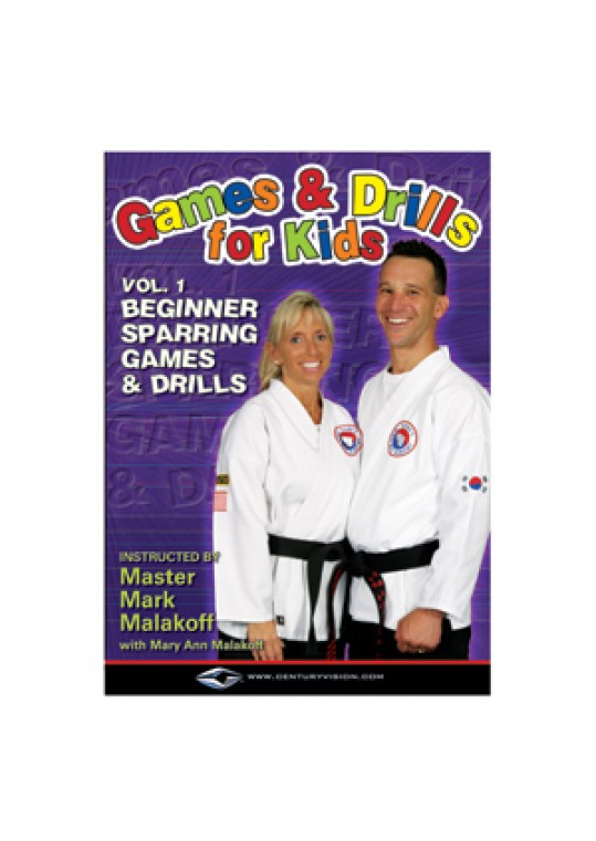 Mark and Mary Ann Malakoff: Games and Drills for Kids