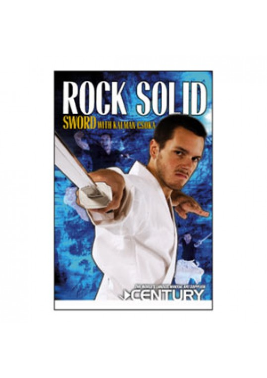 Rock Solid Sword DVD with Kalman Csoka