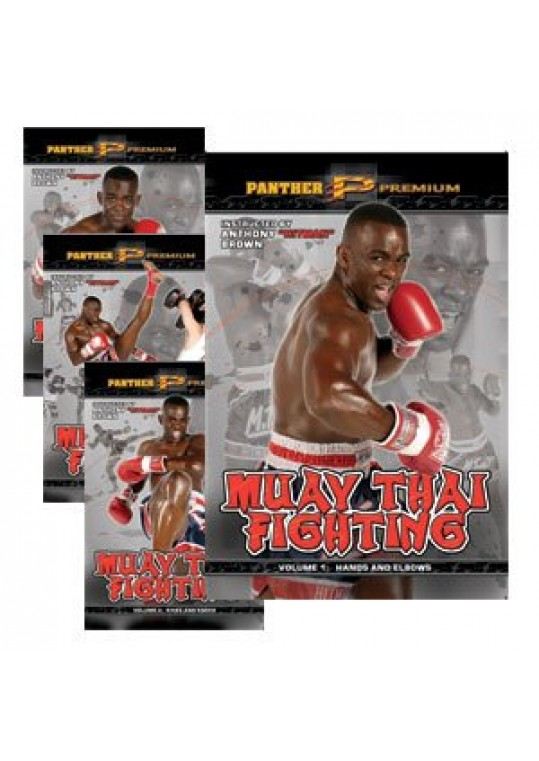 Anthony Brown: Muay Thai Fighting Series Titles