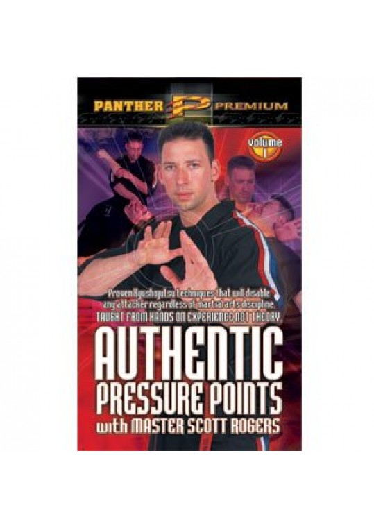 Scott Rogers Authentic Pressure Point Series