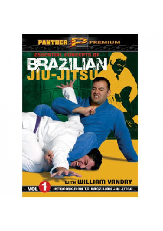 Essential Concepts of Brazilian Jiu-Jitsu