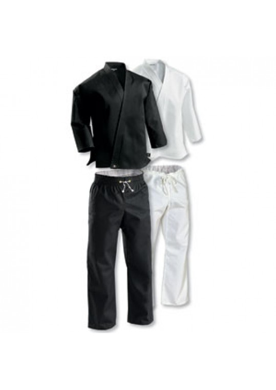 8 oz. Middleweight Uniform with Traditional Pant