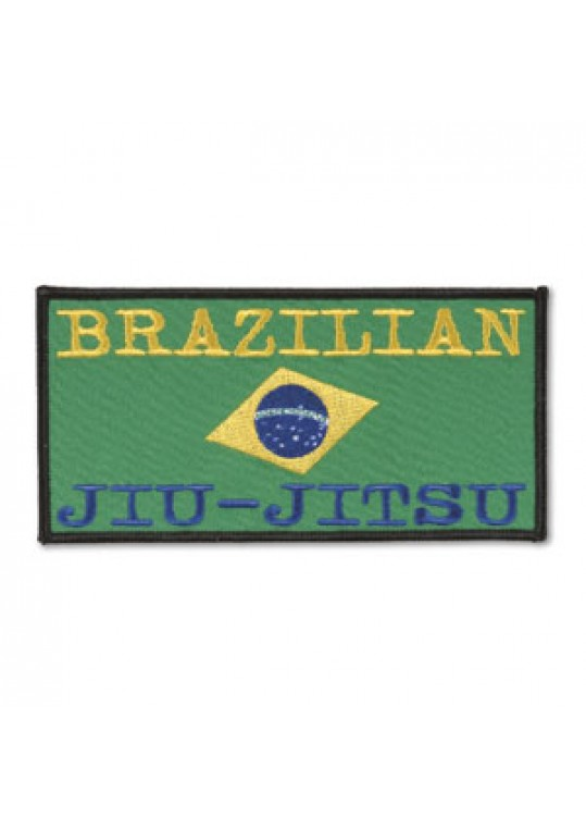 BJJ Shoulder Patch