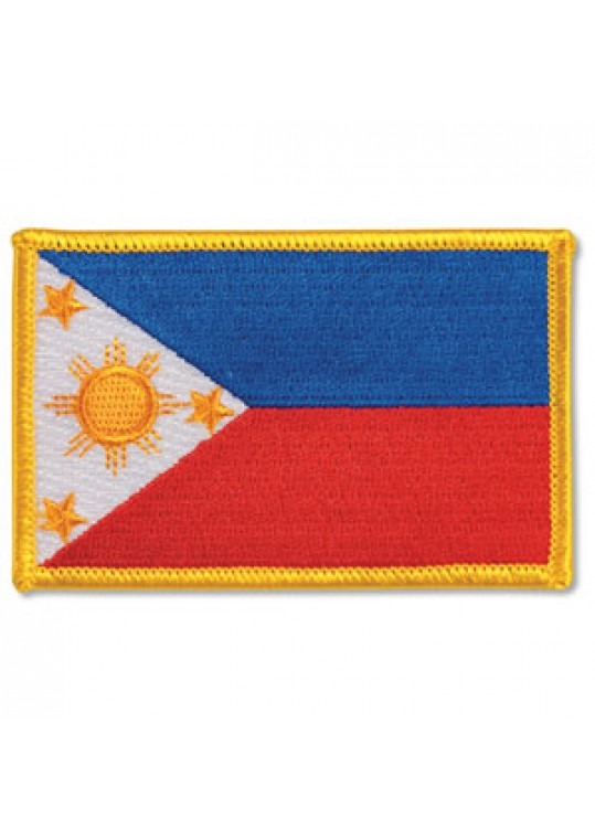 Philippine Flag Patch