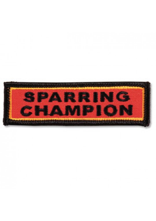 Sparring Champion