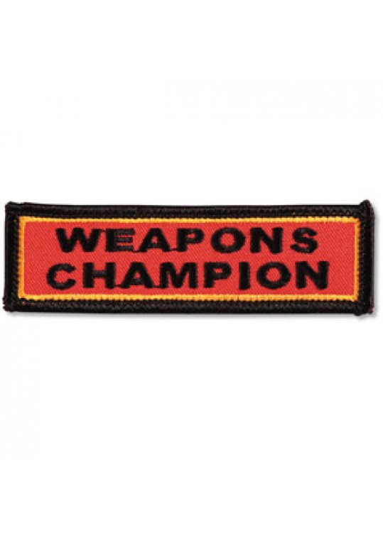 Weapons Champion