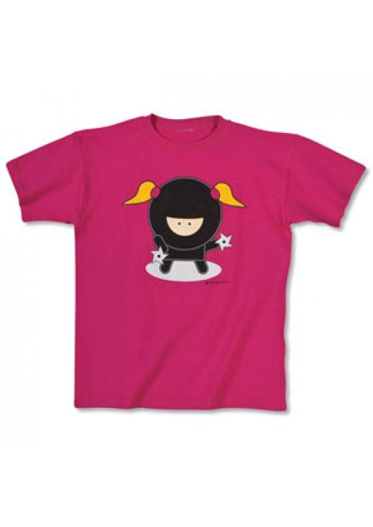 Ninja Girl 2 Tee