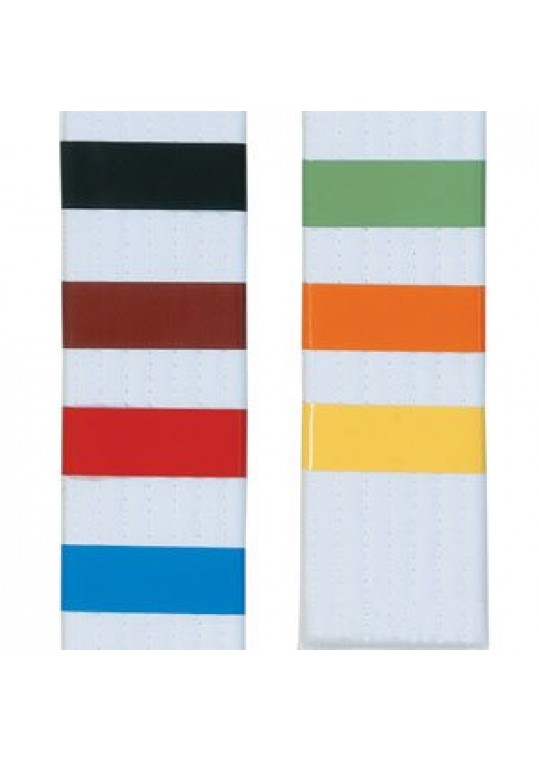 Belt Rank Stripes
