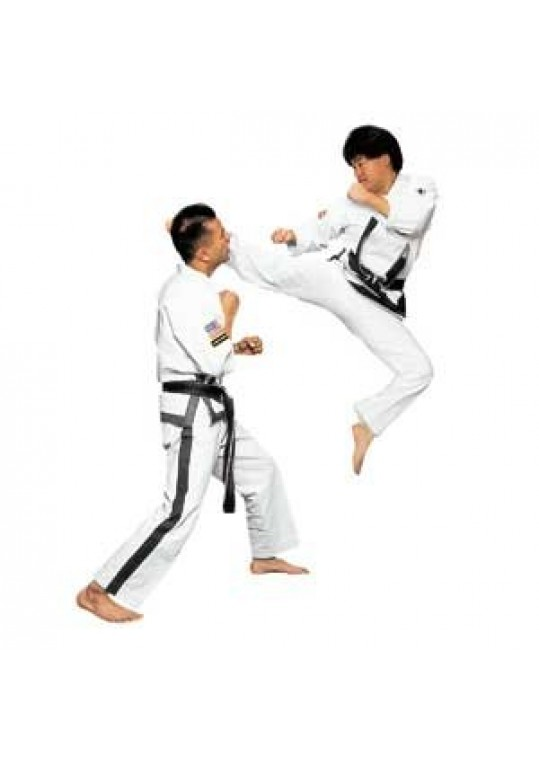 John Chung's Perfect Tae Kwon Do Series