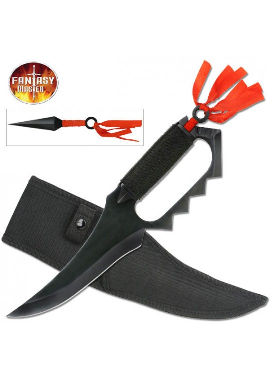 FANTASY MASTER FM-490 FANTASY FIXED BLADE KNIFE