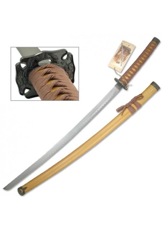 "SAMURAI SWORD 40"" OVERALL"