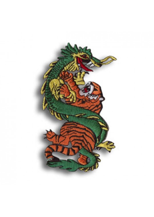 Dragon and Tiger Patch