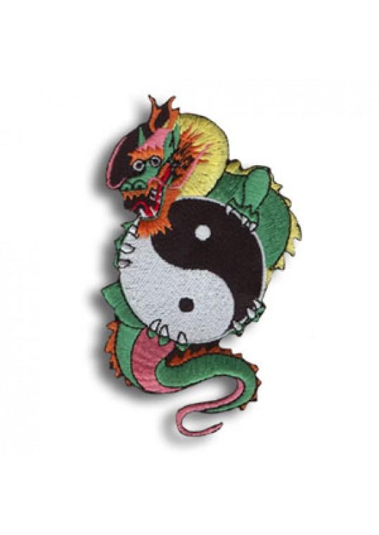 Dragon/Yin & Yang Patch