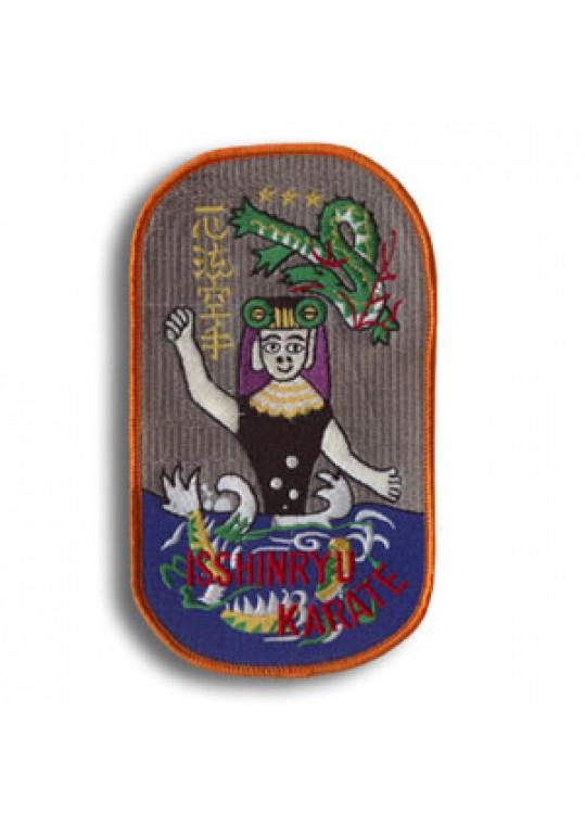 Isshinryu Karate Patch