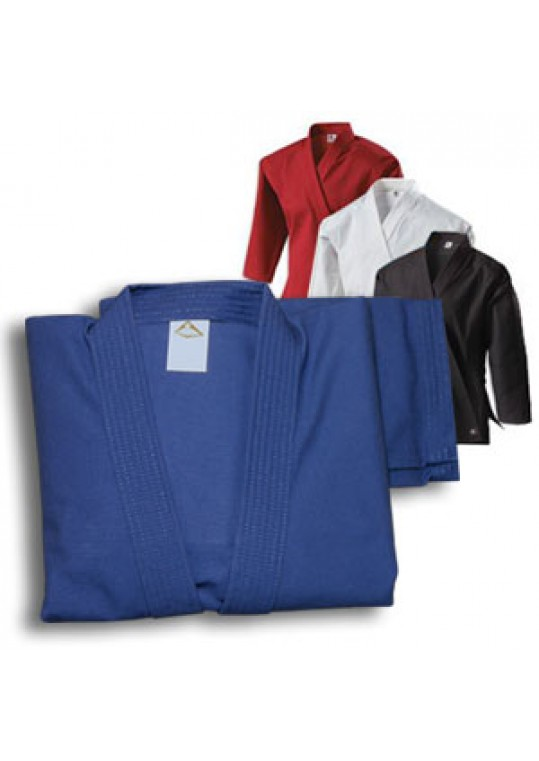 8 oz. Middleweight Brushed Cotton Traditional Jacket