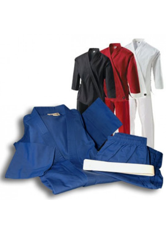 7 oz. Middleweight Student Uniform with Elastic Pant
