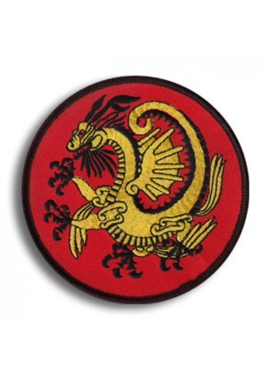 "Dragon Patch (4"")"