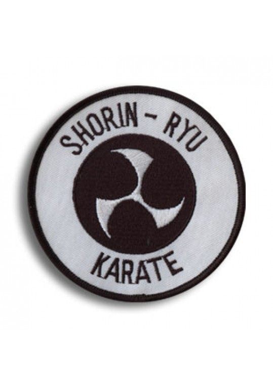 Shorin-Ryu Karate Patch