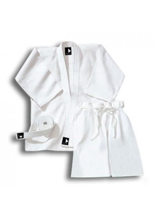 Bleached Hayashi Single Weave Judo Uniform