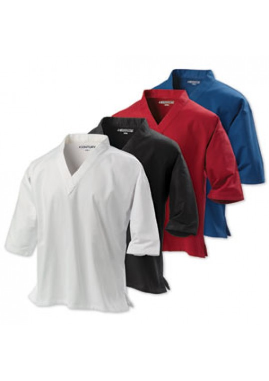 8 oz. Middleweight Brushed Cotton Pullover Top