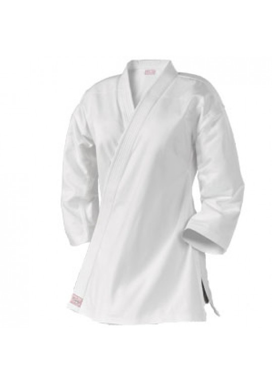 8 oz. Women's Middleweight Extended Length Traditional Jacket