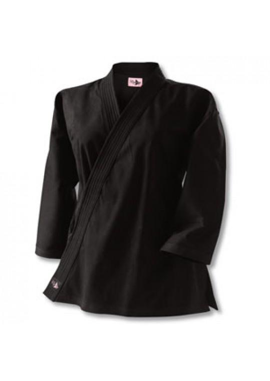 8 oz. Women's Middleweight Standard Length Traditional Jacket