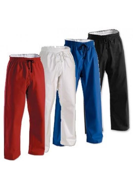 8 oz. Middleweight Brushed Cotton Elastic Waist Pants