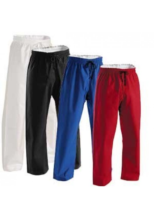 10 oz. Middleweight Brushed Cotton Elastic Waist Pants