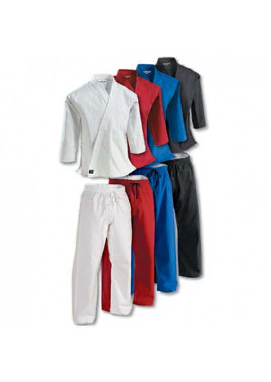 10 oz. Brushed Cotton Heavyweight Karate Uniform