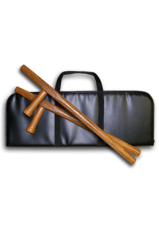 Black Tonfa Case