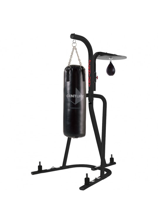 Heavy Bag Stand with Platform