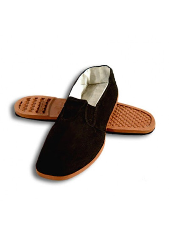 Rubber Sole Kung Fu Shoe