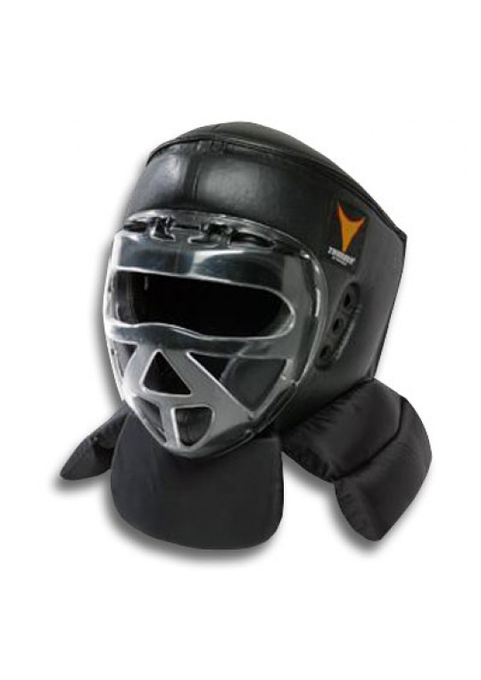ProForce® Thunder Padded Combat Head Guard w/ Face Shield