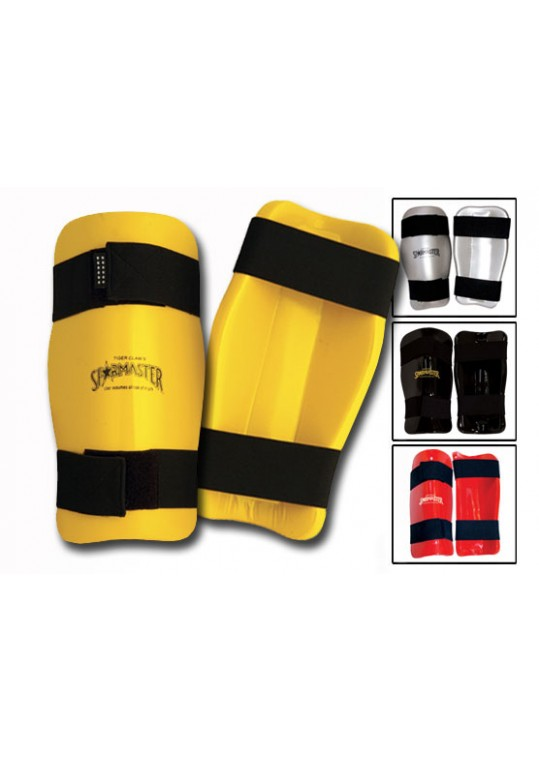 Blank Sparmaster Shin Guards