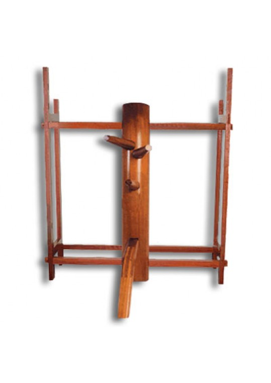 Wing Chun Wooden Dummy with Stand