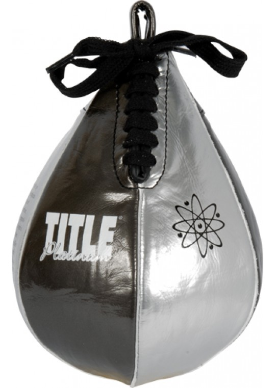 TITLE PLATINUM ATOMIC PRO SPEED BAG